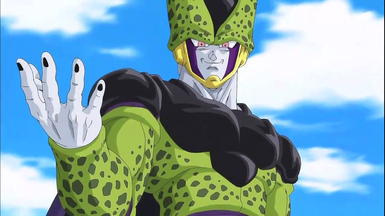 Dragon Ball Z: questa fan art trasforma Cell in una creatura terrificante!