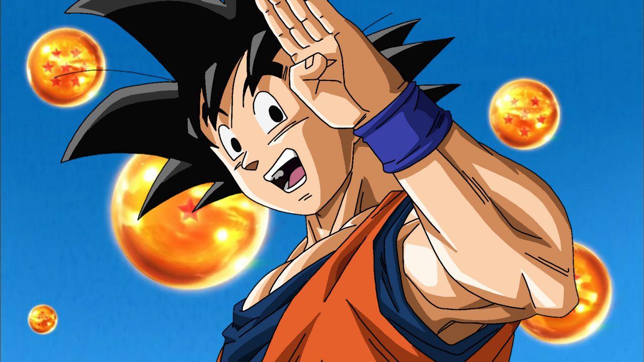 Dragon Ball Z: una fanart mozzafiato trasforma Goku in un vecchio maestro d'arti marziali