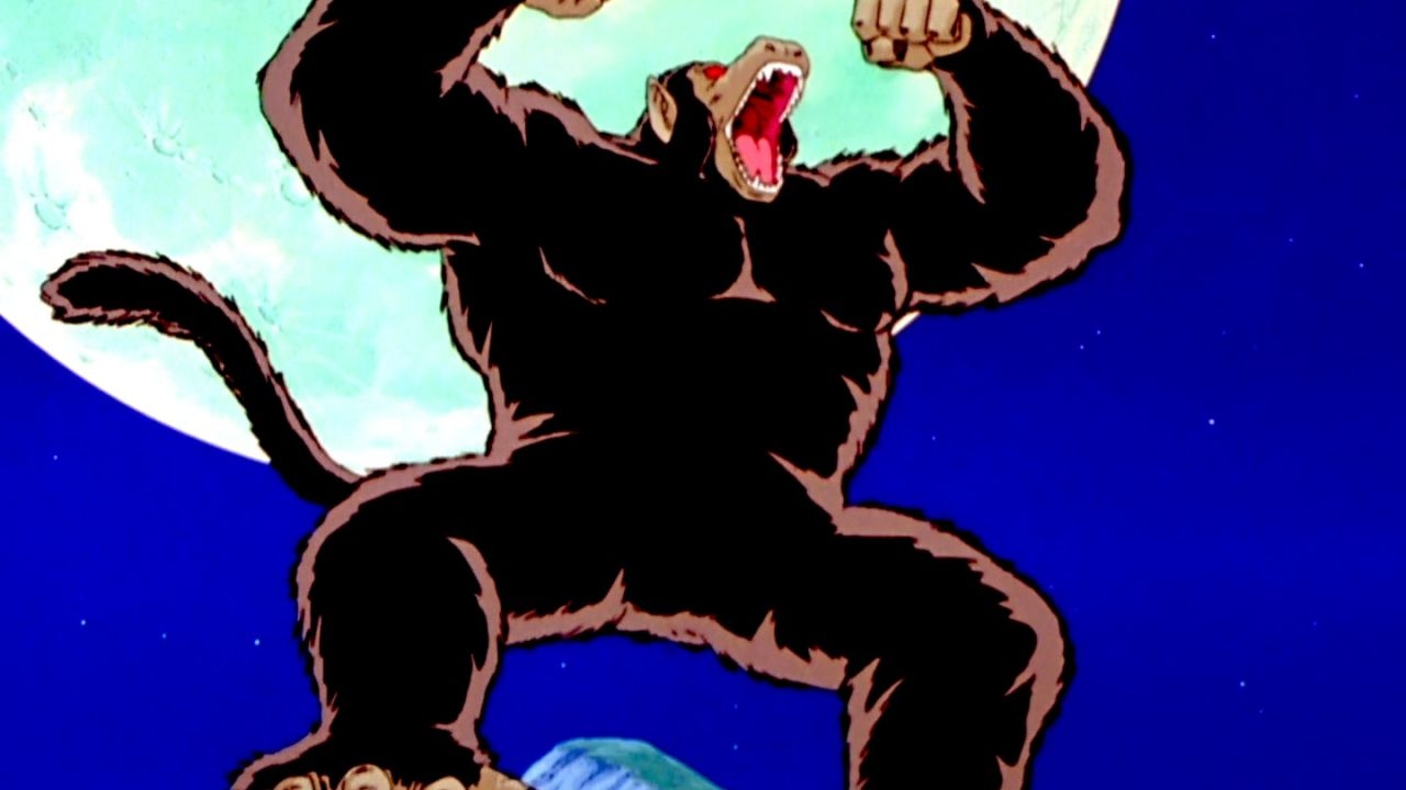 Dragon Ball Z: la forma Oozaru mostra la sua potenza in una splendida figure
