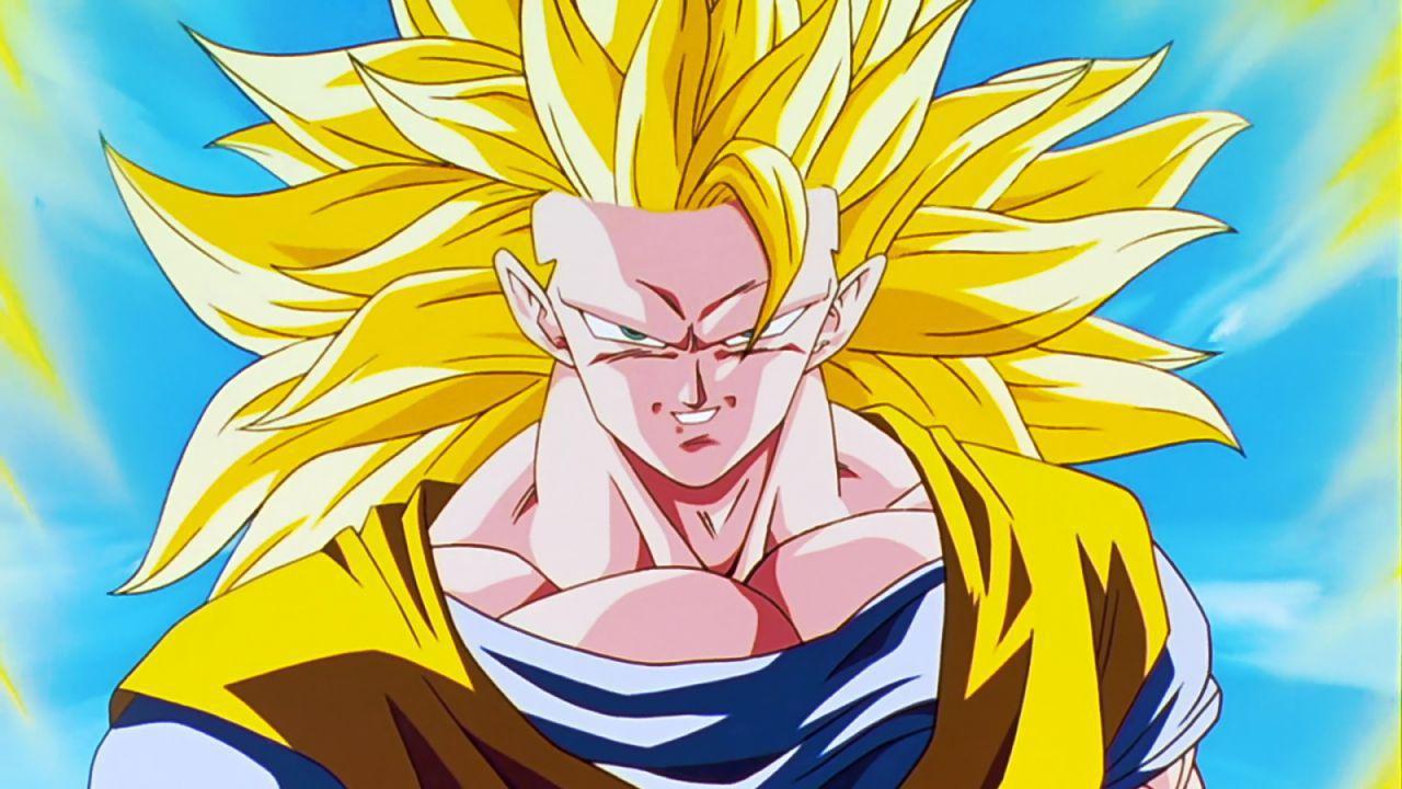 Dragon Ball Z: Goku Super Saiyan 3 Prende Forma In Un