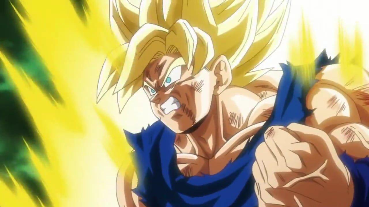 Dragon Ball Z: Goku Super Saiyan si mostra nella magnifica figure dello studio KDC