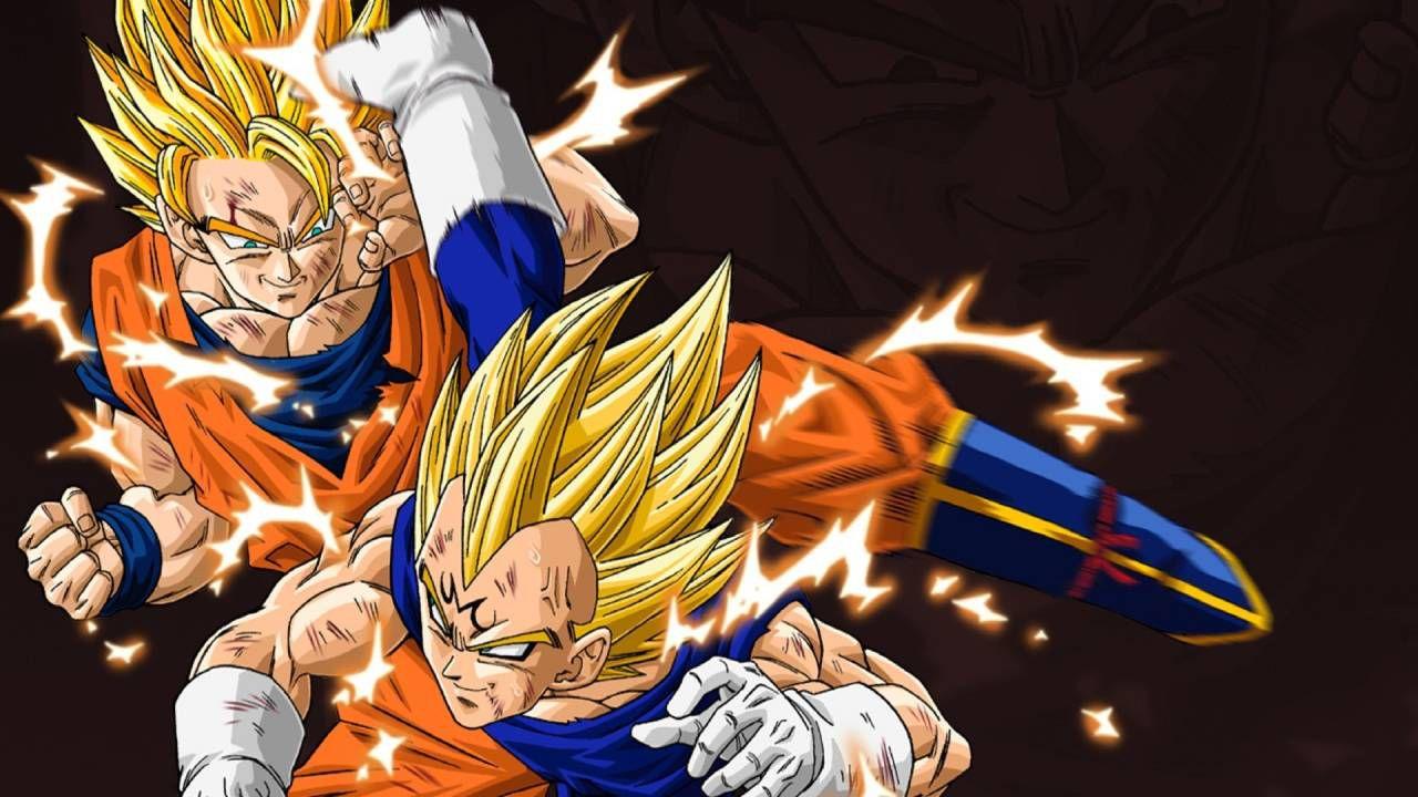 Dragon Ball Z: il rispetto tra Goku e Vegeta in una spettacolare fanart in prima persona