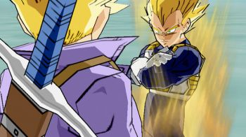 Dragon Ball Z Infinite World in nuovi screens