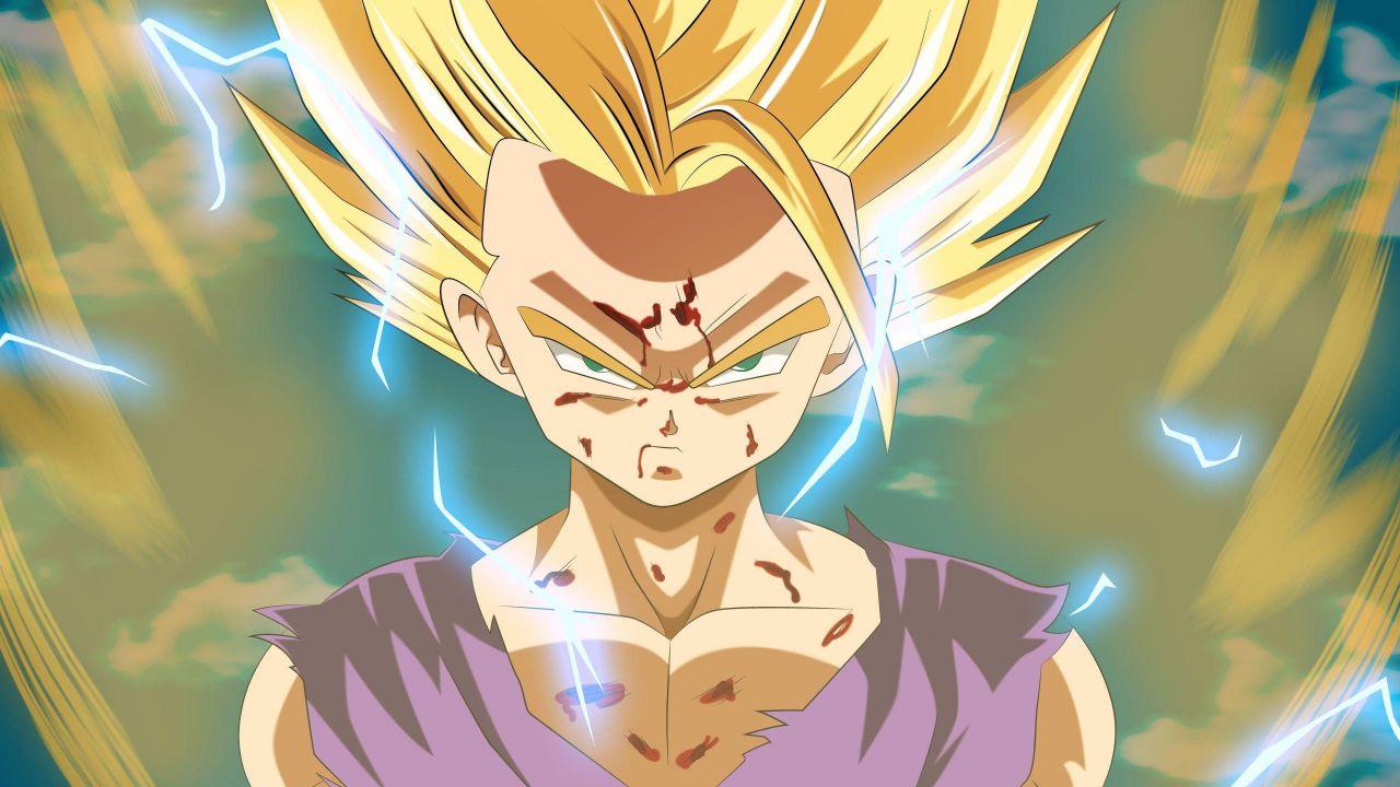 Dragon Ball Z: qual è la vera potenza dei mezzosangue Saiyan?