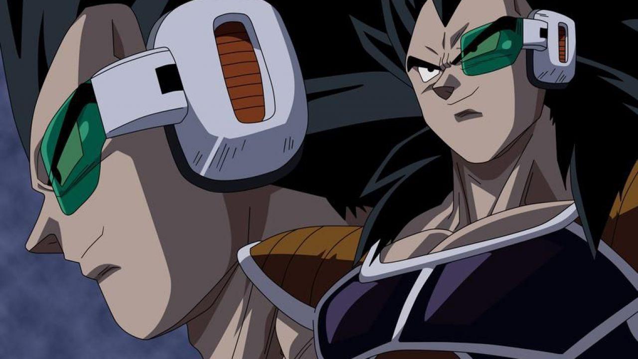 Dragon Ball Z: Radish ottiene un nuovo design grazie ad una stupenda fanart