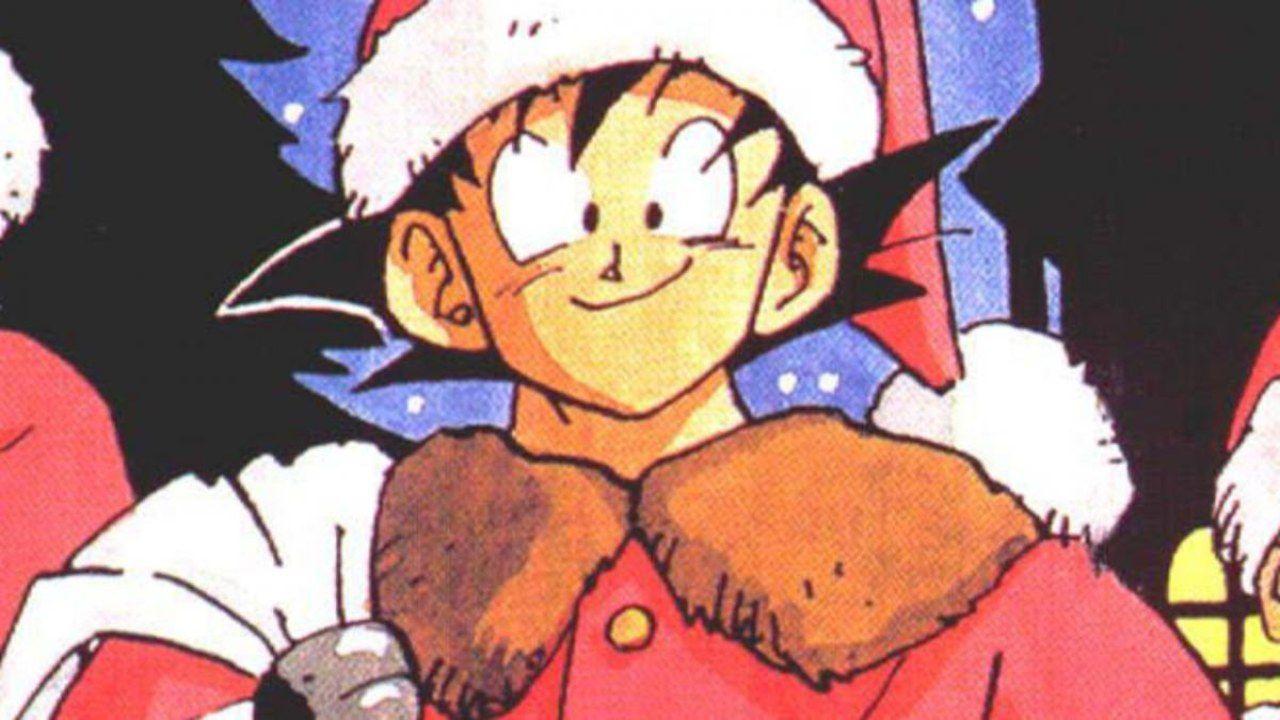 Dragon Ball Z: i Saiyan festeggiano il Natale? Ecco la risposta di Toriyama