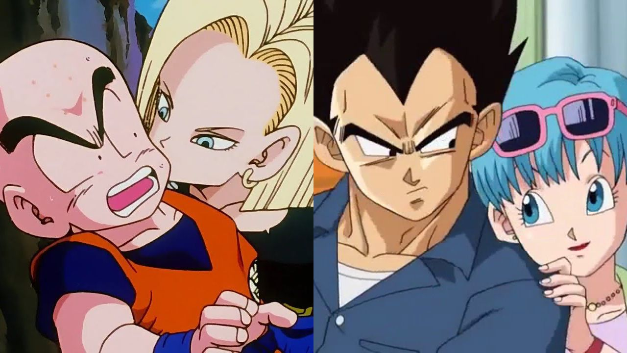 Dragon Ball Z: i segreti delle coppie dell'anime rivelati da Toriyama