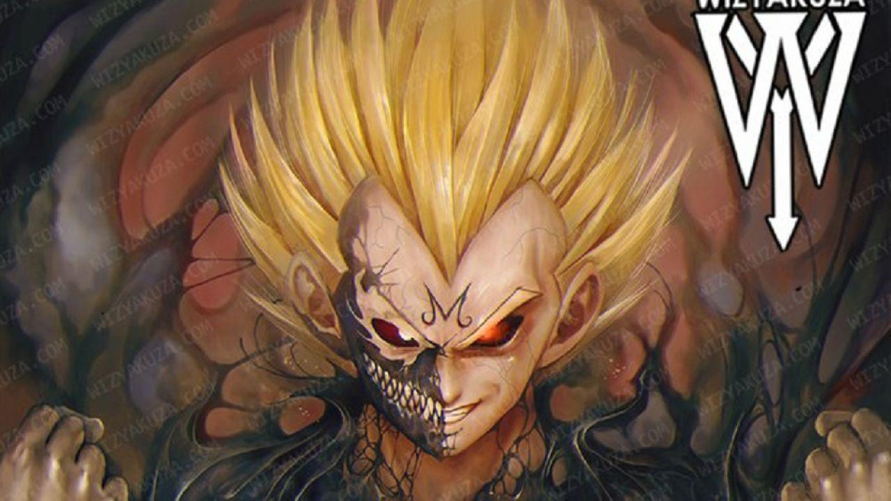 Dragon Ball Z: Venom incontra i villain in una serie di illustrazioni mozzafiato