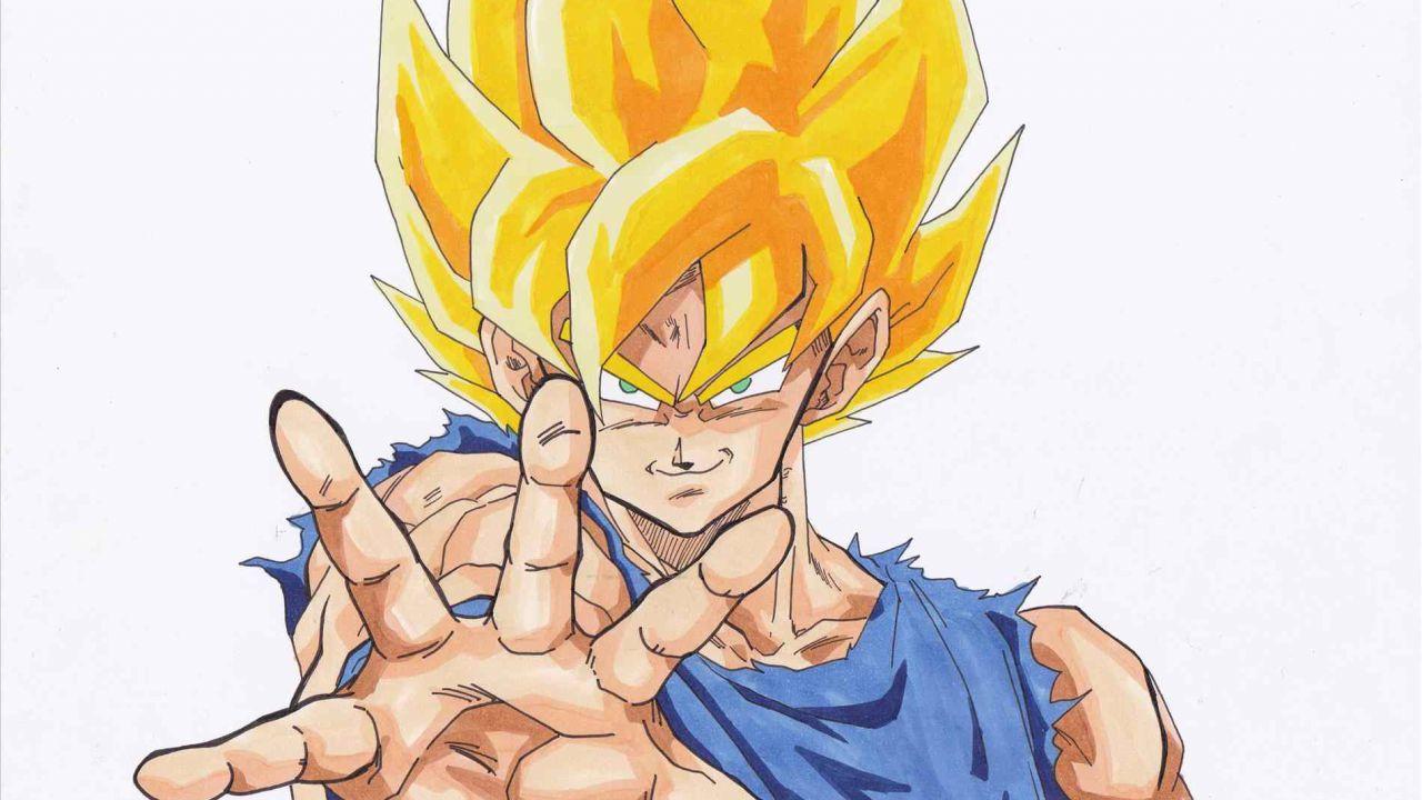 Dragon Ball Z, Virale Uno Dei Migliori Cosplay Di Goku