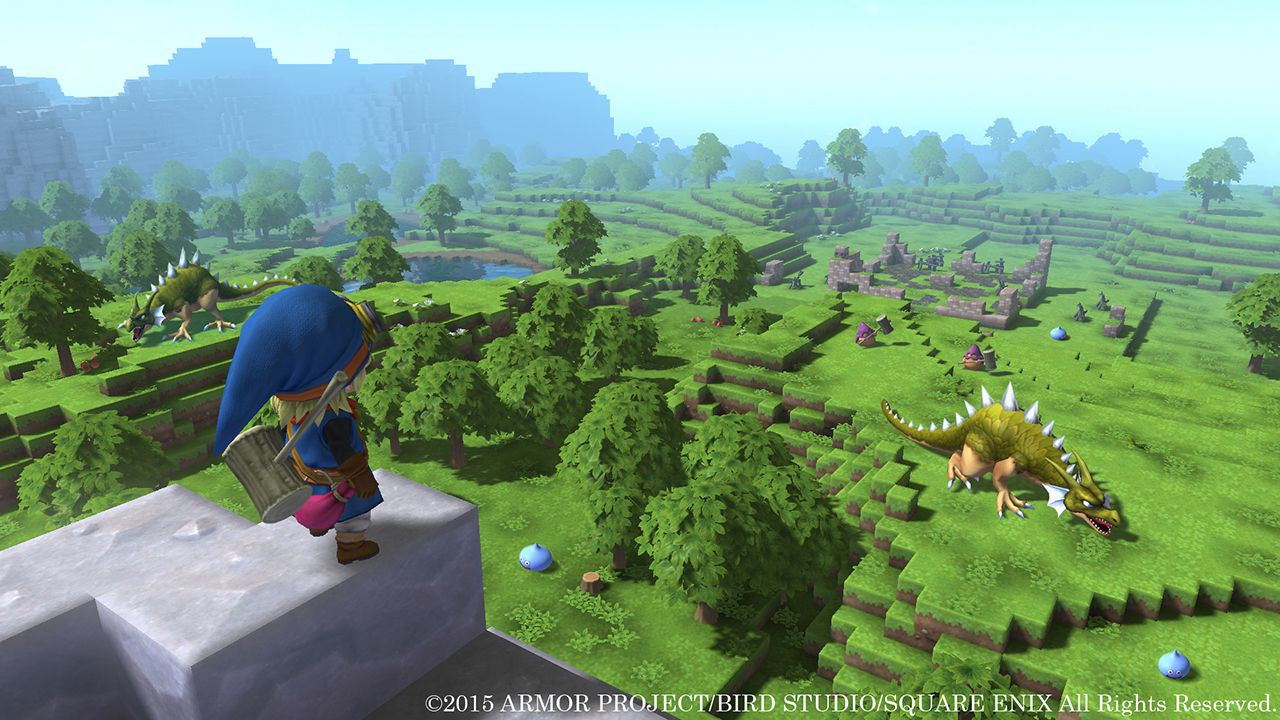 Dragon Quest Builders: 18 minuti di gameplay dal Tokyo Game Show