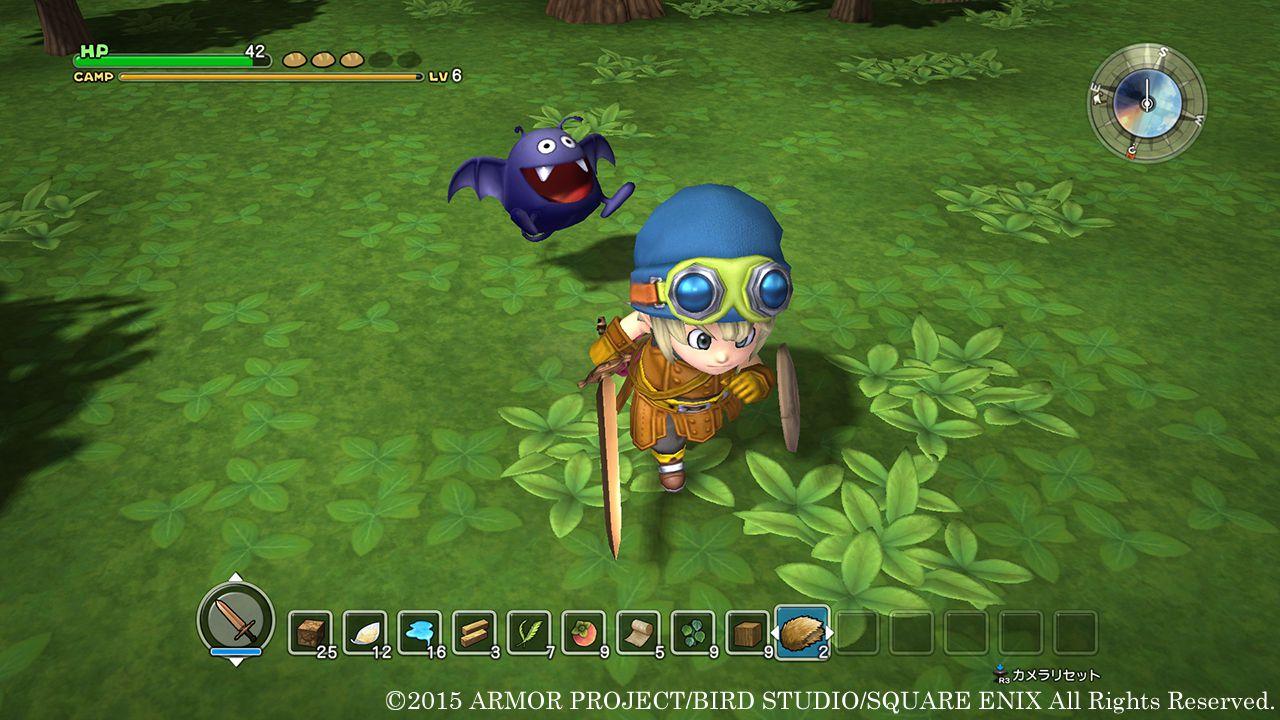 Dragon Quest Builders: streaming in programma per giovedì 30 ottobre