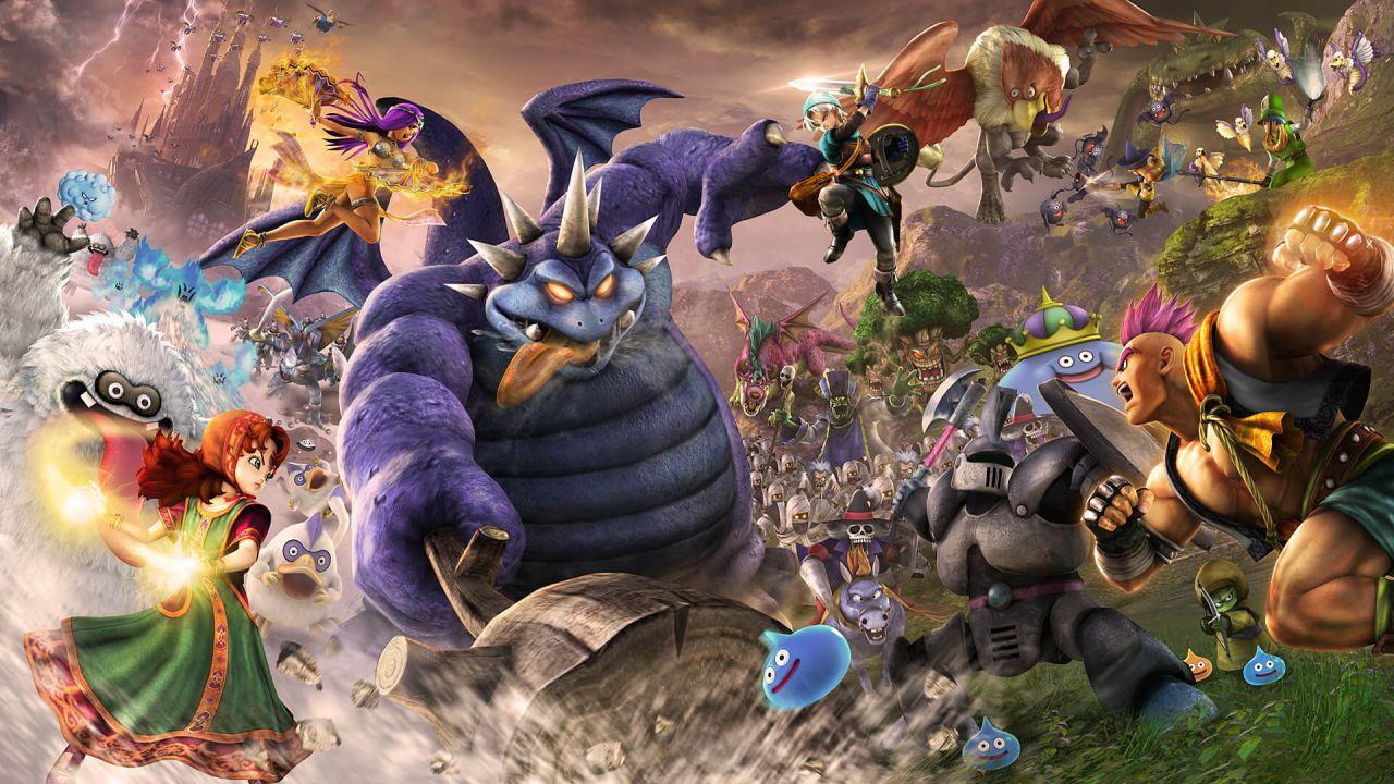 Dragon Quest Heroes 2 è il gioco più venduto di questa settimana in Giappone