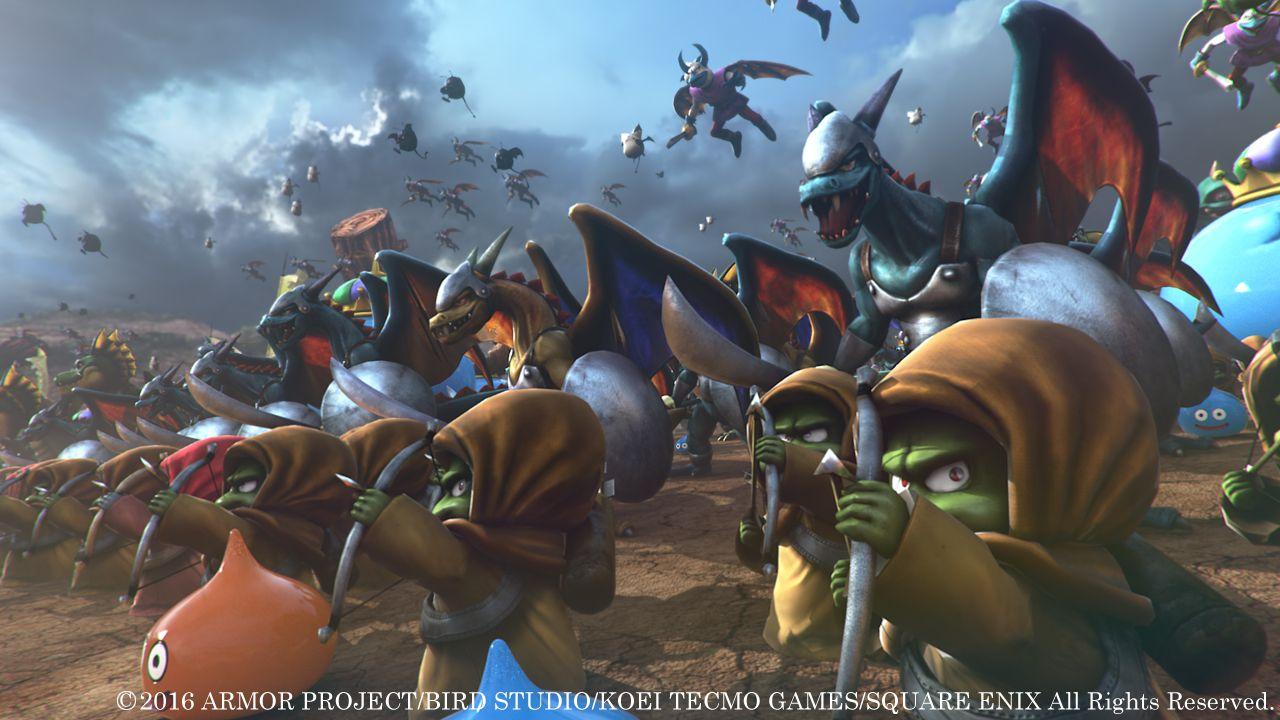 Dragon Quest Heroes 2: Minea, Carver, Torneko, Gabo, Maribel e Angelo si aggiungono al roster