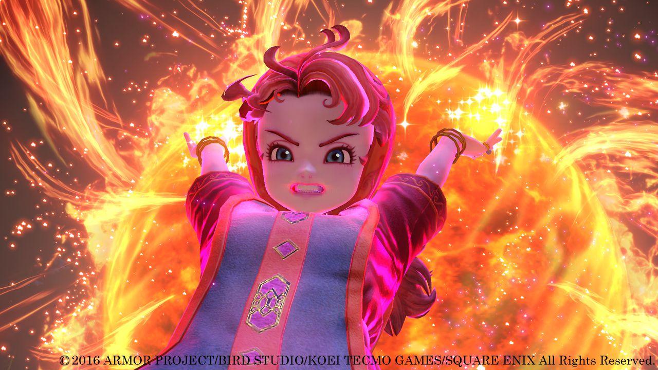 Dragon Quest Heroes 2: trenta minuti di gameplay della versione PS Vita