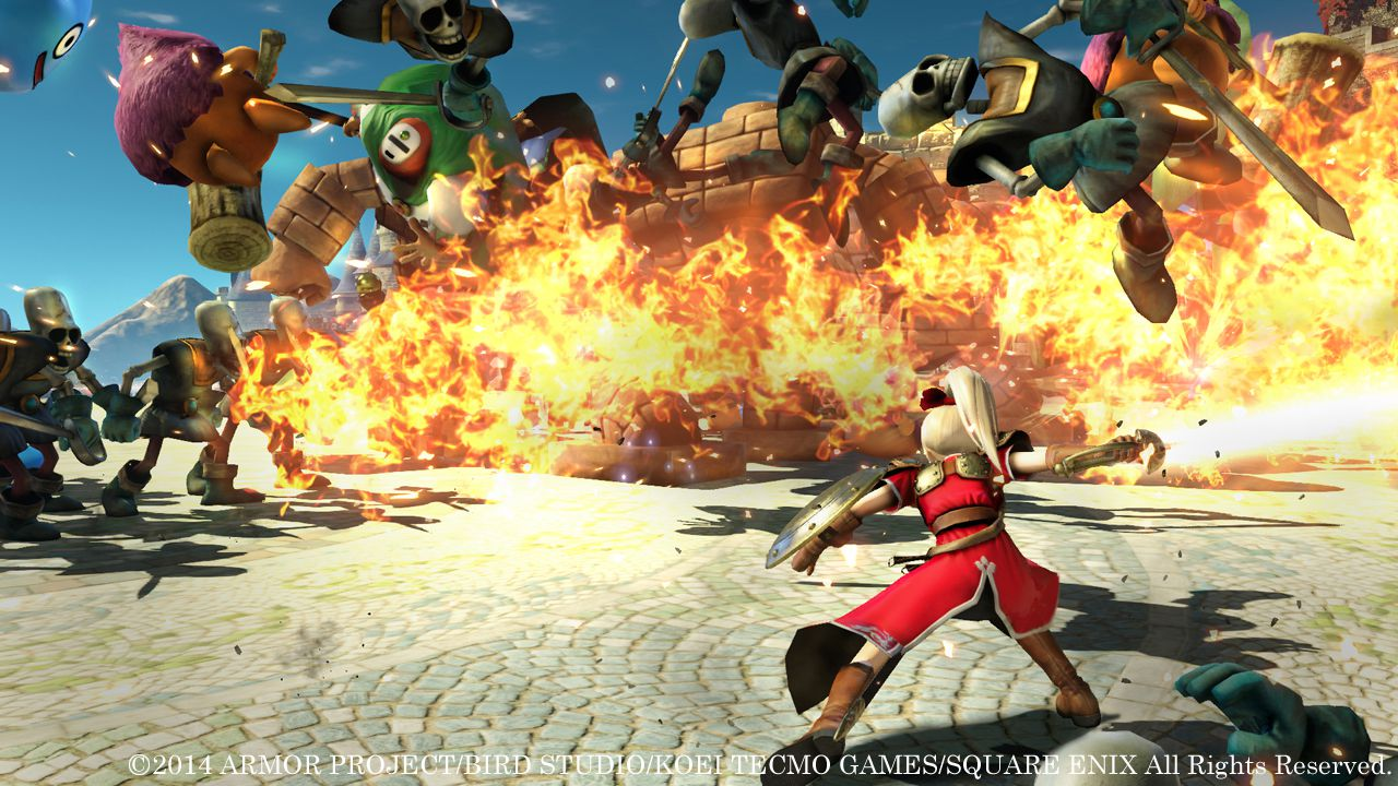 Dragon Quest Heroes: annunciati i doppiatori