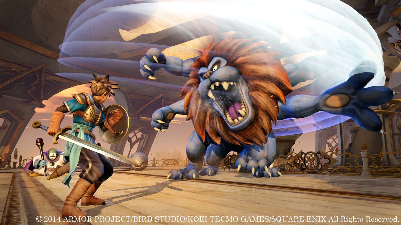 Dragon Quest Heroes: anteprima