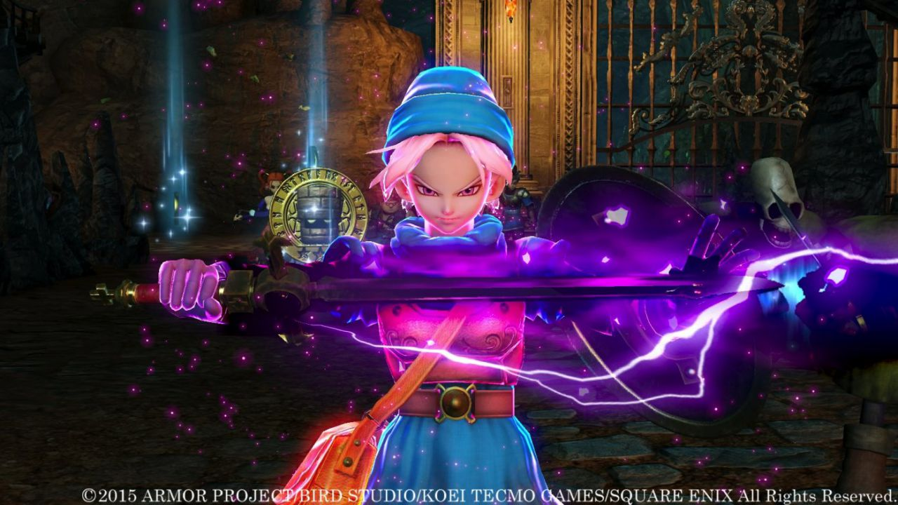 Dragon Quest Heroes debutta a dicembre su PC