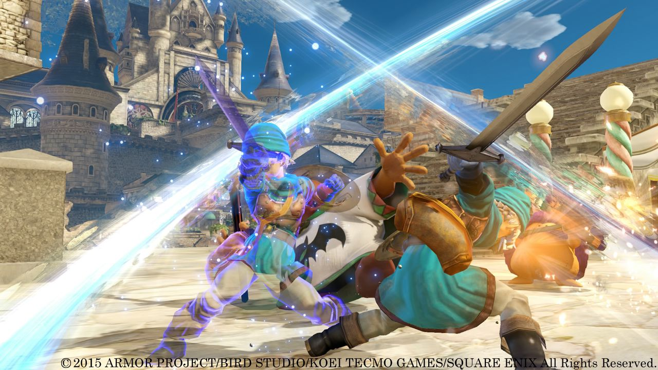 Dragon Quest: Heroes in nuove immagini