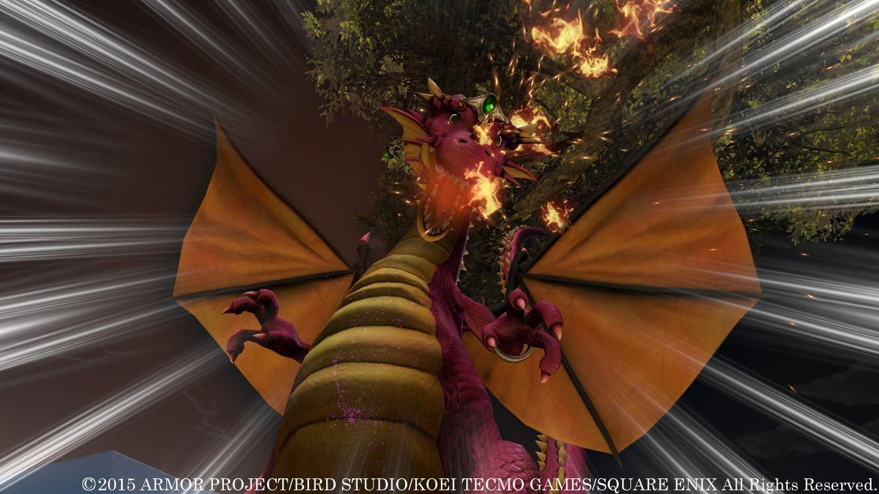 Dragon Quest Heroes: Nuove immagini mostrano il sistema di combattimento