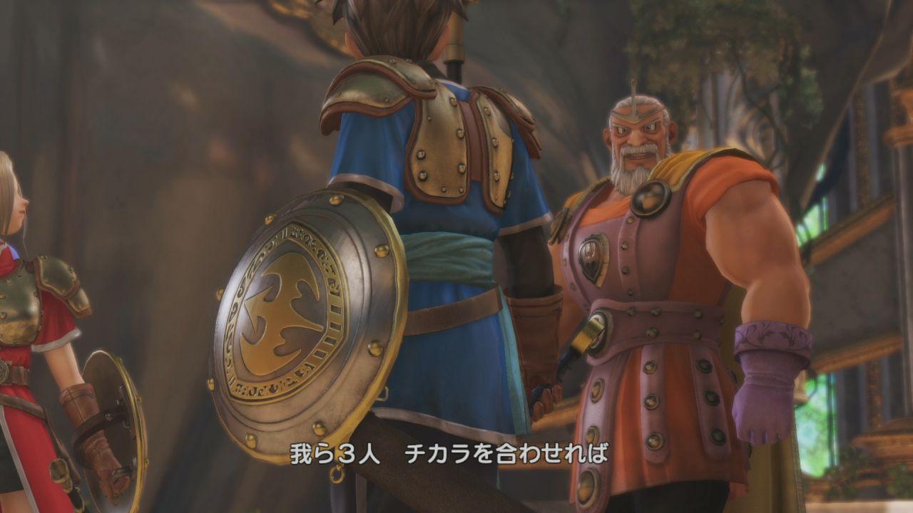 Dragon Quest Heroes, nuovi screenshot