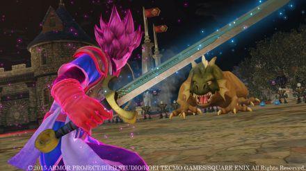 Dragon Quest Heroes per PS4: pubblicato il trailer di lancio