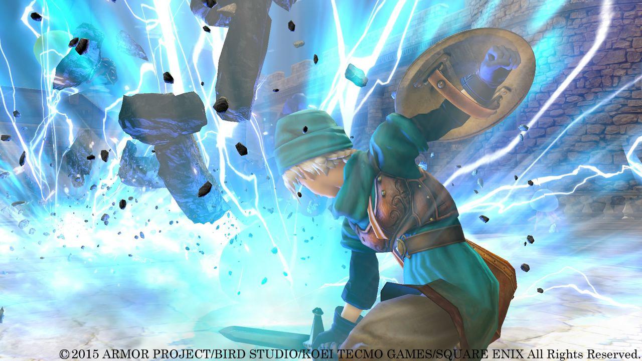 Dragon Quest: Heroes - il preordine conquista il primo posto della classifica di vendita di Amazon