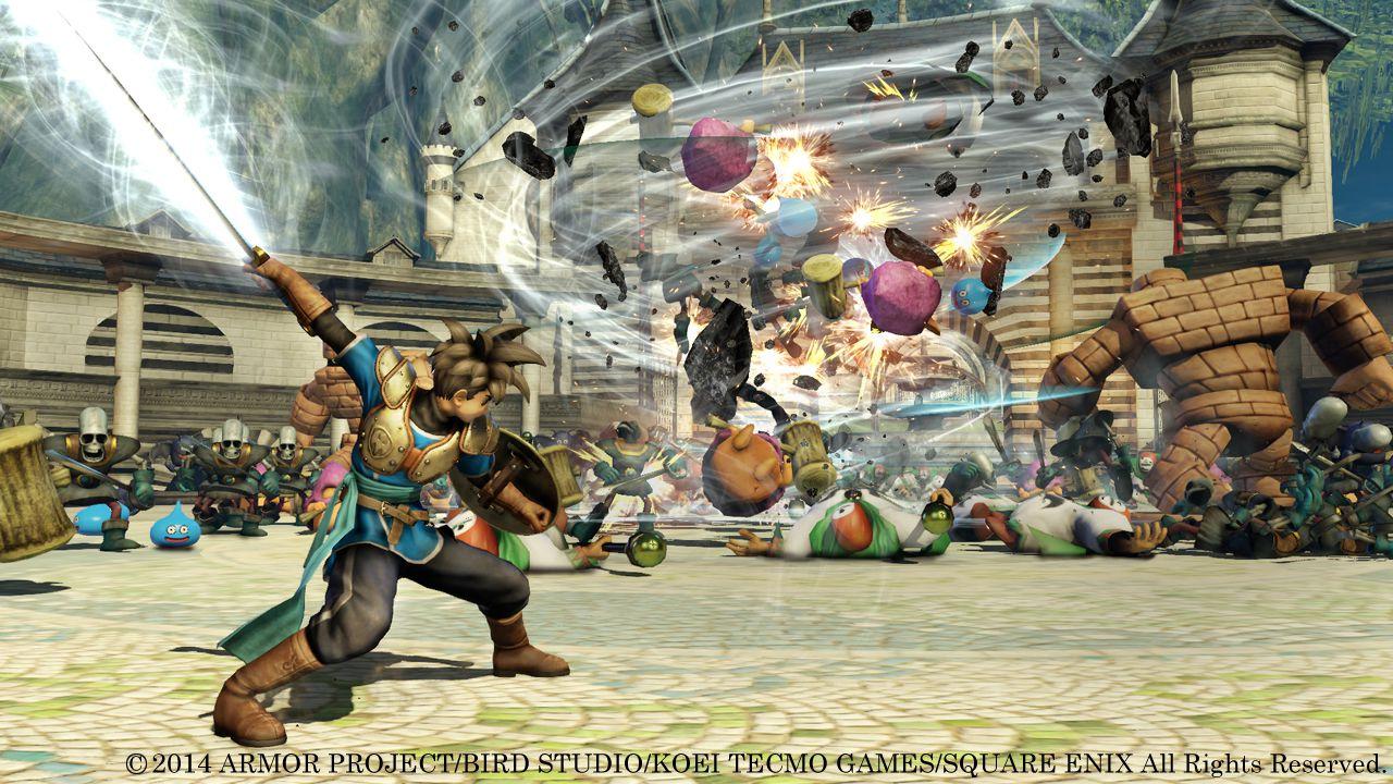 Dragon Quest Heroes: svelati due nuovi personaggi