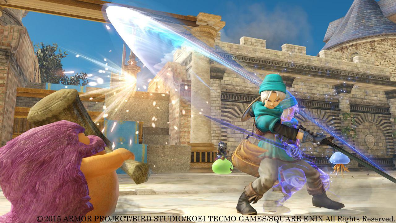Dragon Quest Heroes: svelati gli ultimi doppiatori della versione giapponese