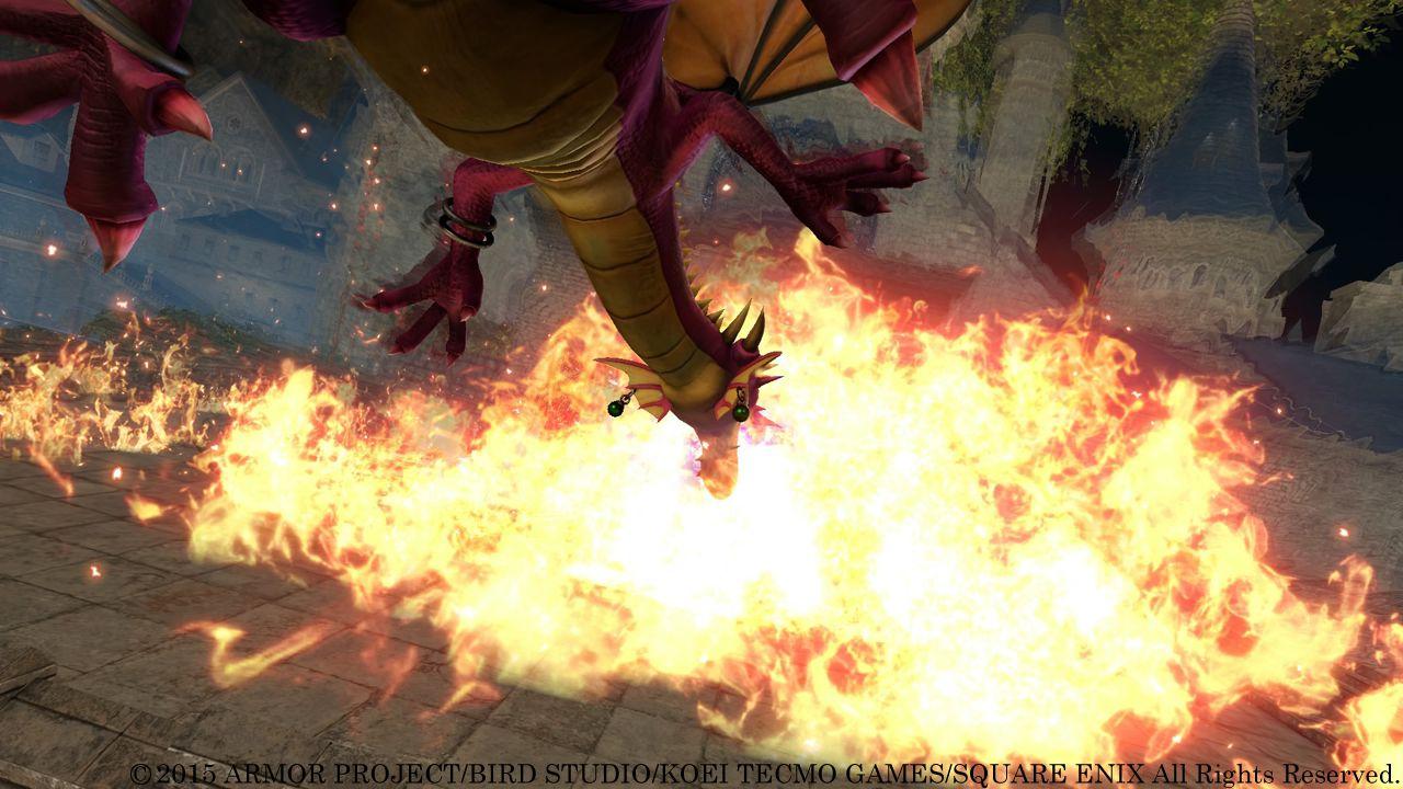 Dragon Quest Heroes: una versione giocabile sarà presente al Jump Festa