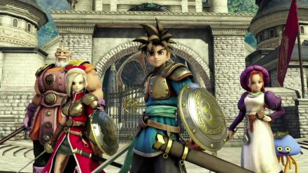 Dragon Quest Heroes: video gameplay dal PAX di Seattle