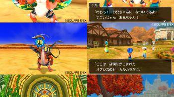 Dragon Quest Monsters 2: nuovi screenshot del gioco