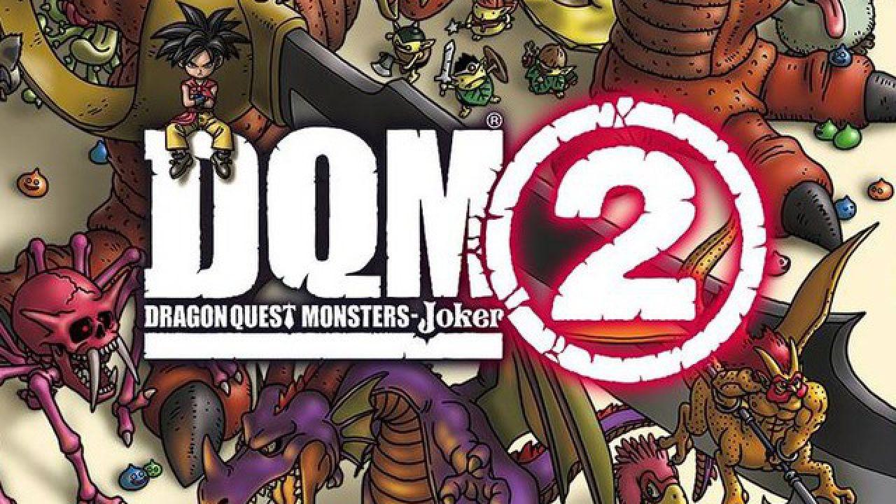 Dragon Quest Monsters: Joker 2,  data di uscita europea