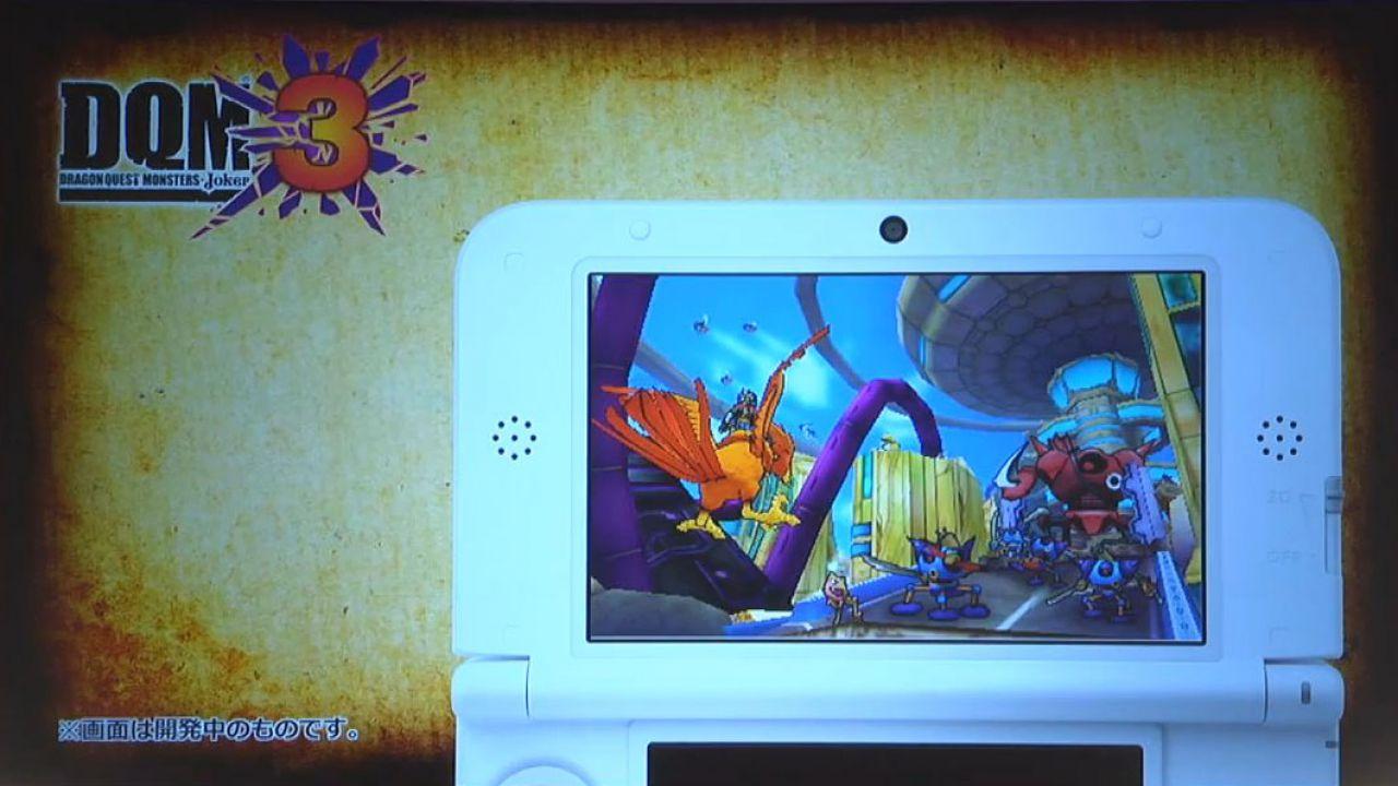 Dragon Quest Monsters Joker 3: Square-Enix pubblica nuovi screenshot del gioco