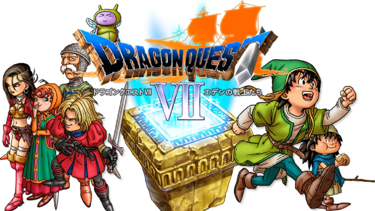 Dragon Quest VII annunciato per iOS e Android