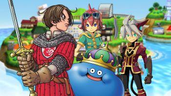 Dragon Quest VII: Un video per il mondo di gioco