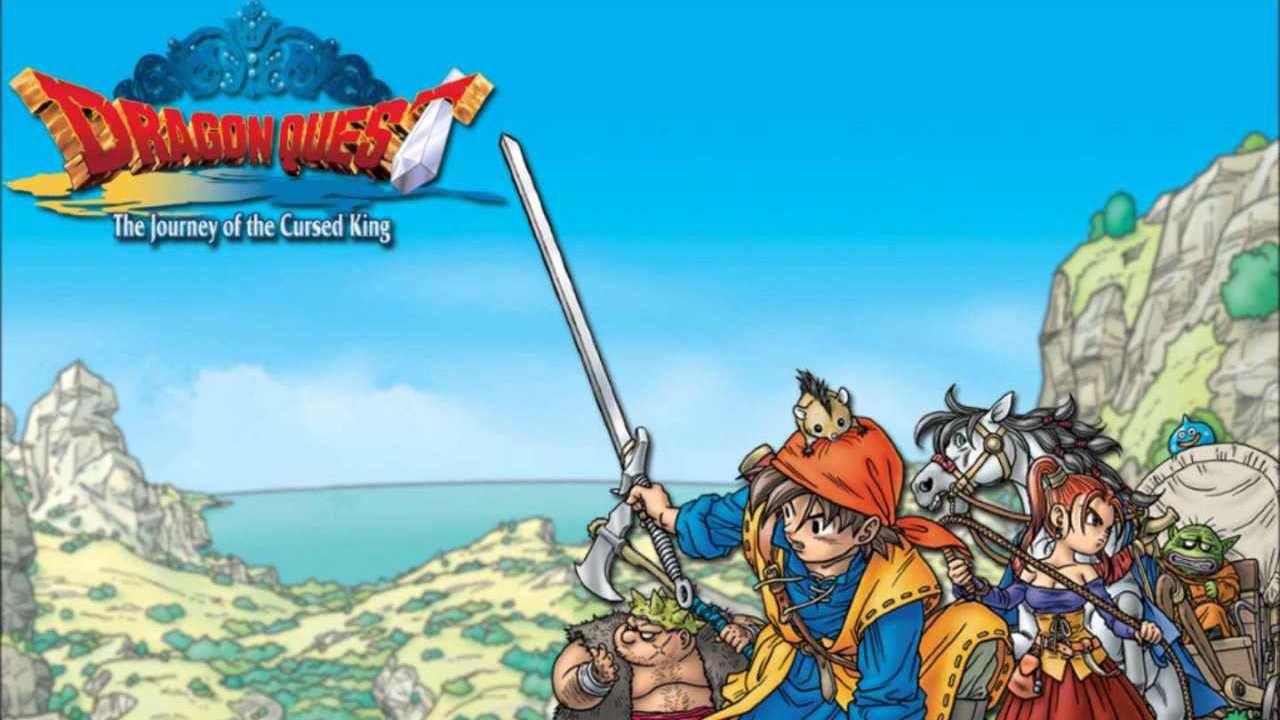 Dragon Quest VII e VIII arriveranno in Europa