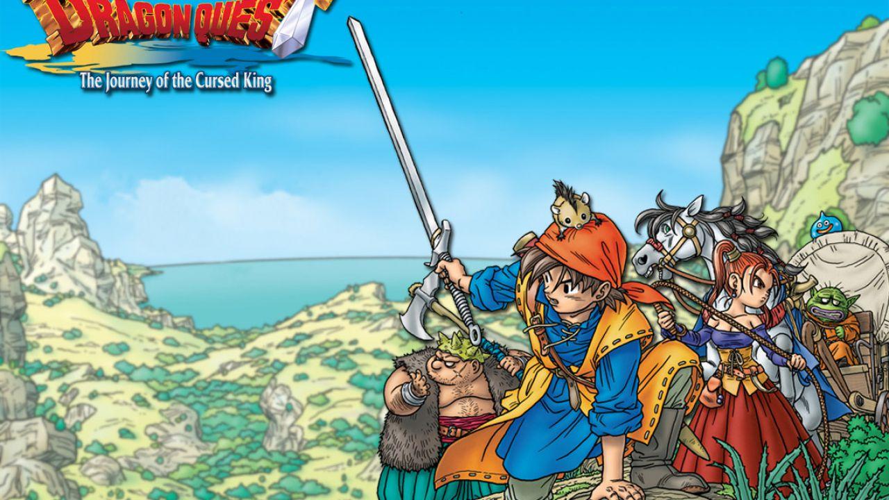Dragon Quest VIII su 3DS: Morrie e Red si mostrano in nuovi scatti