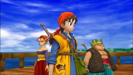 Dragon Quest VIII su 3DS: un video presenta due nuovi personaggi