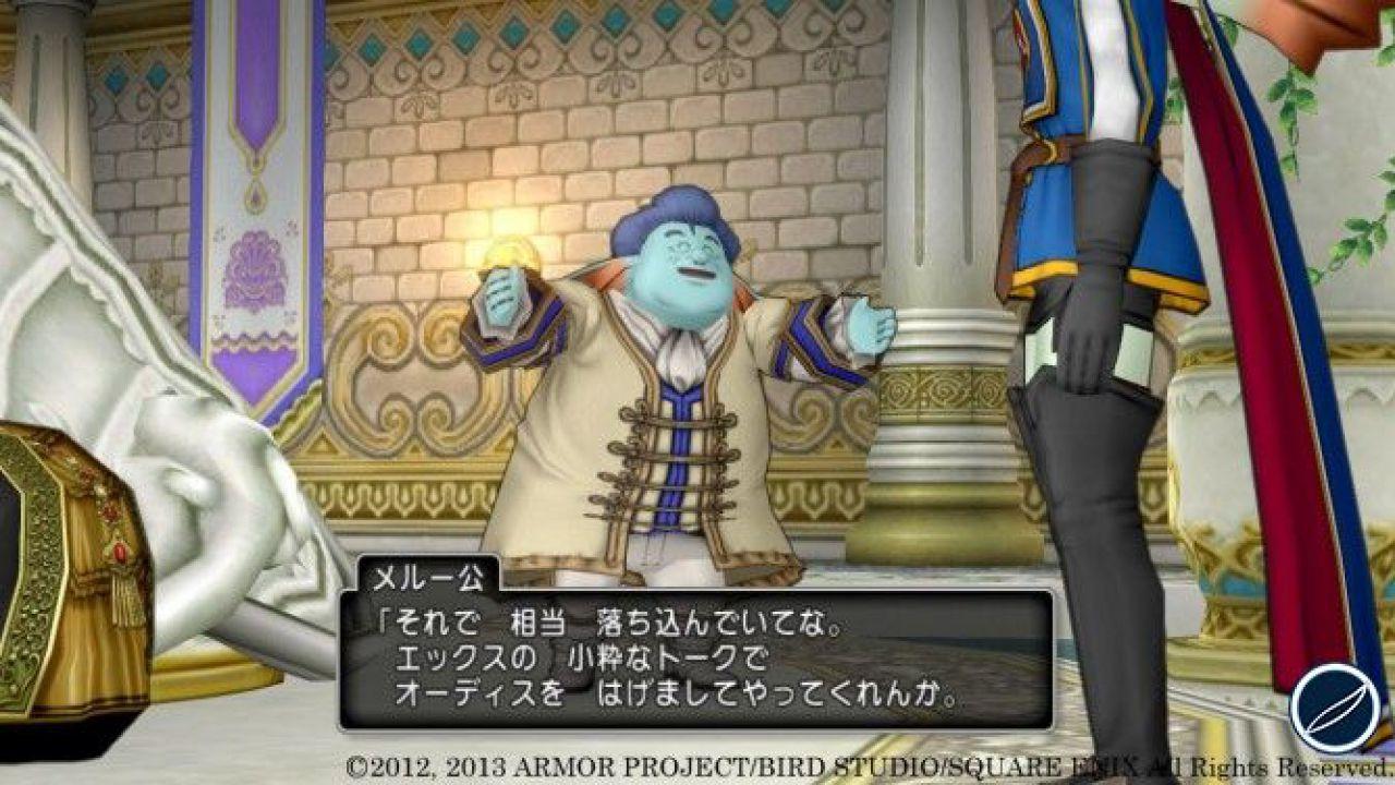 Dragon Quest X: dettagli sulla Beta