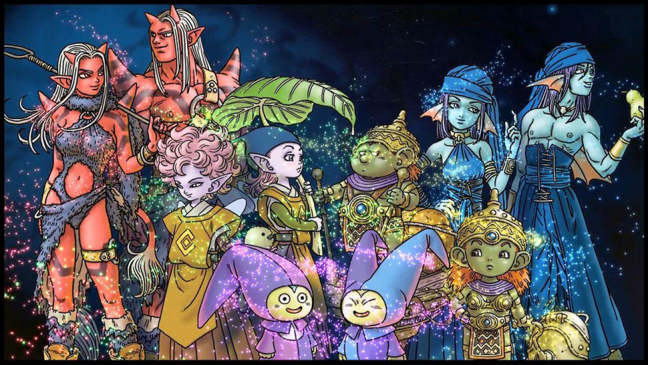 Dragon Quest X: nuove info in arrivo in occasione del Jump Festa '12