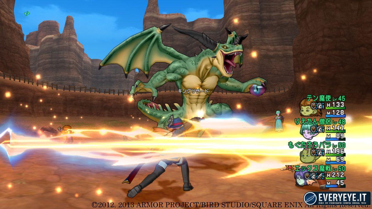 Dragon Quest X per Nintendo 3DS: la versione retail non include la cartuccia