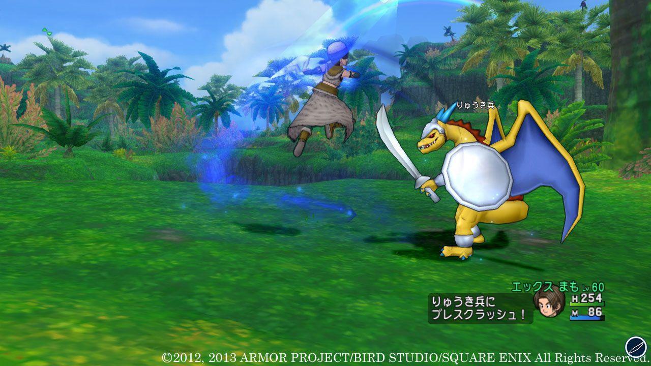 Dragon Quest X: presentazione video di 11 minuti