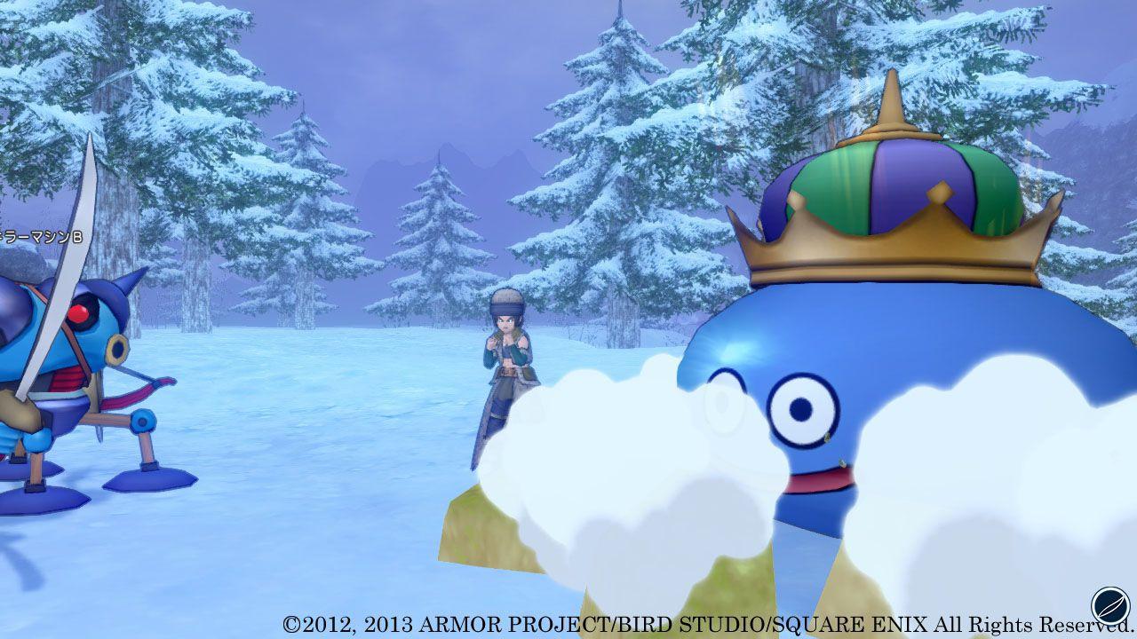 Dragon Quest X: la prima chiamata per la Beta in arrivo la prossima settimana