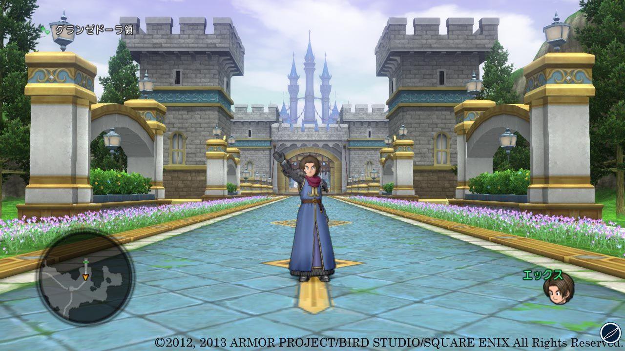 Dragon Quest X: pubblicato il video dall'evento al TGS 2013