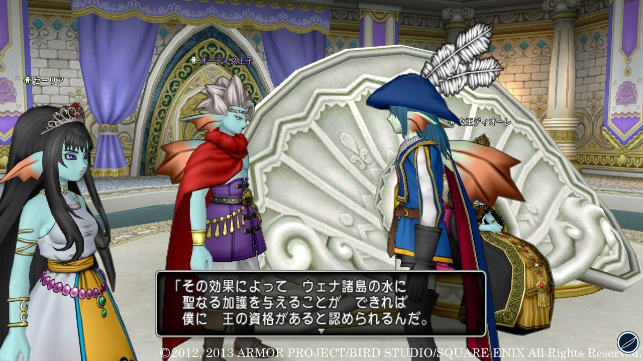 Dragon Quest X: rilasciati due trailer della versione PC