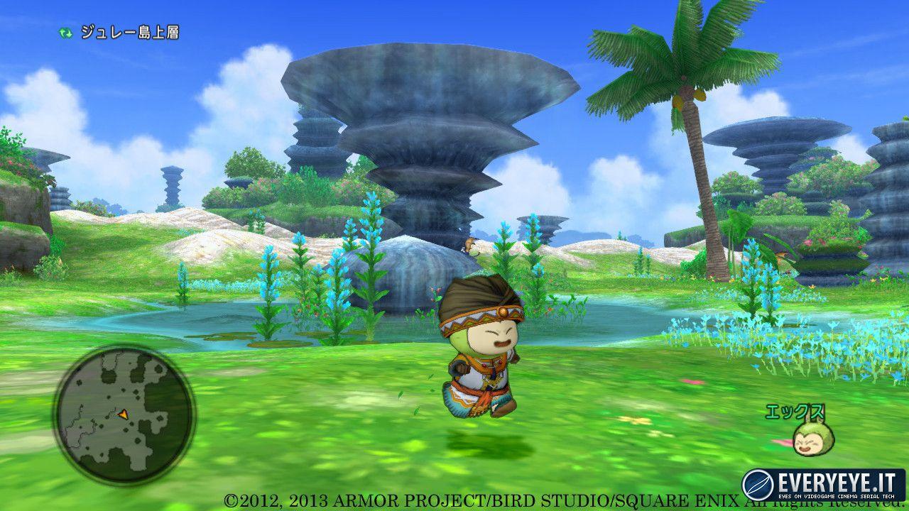 Dragon Quest X: le vendite raggiungono il milione di unità in Giappone