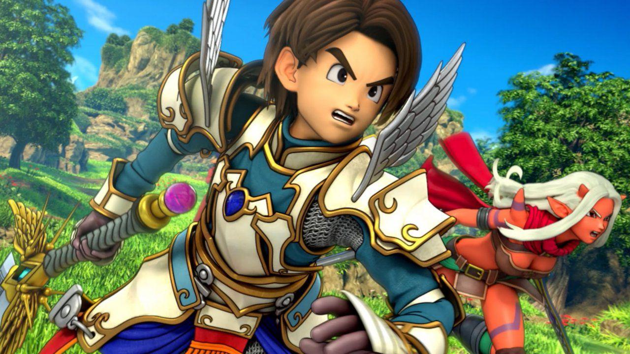 Dragon Quest XI, logo e titolo completo del gioco trapelano sul web