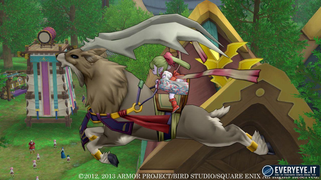 Dragon Quest XI uscirà nel 2016