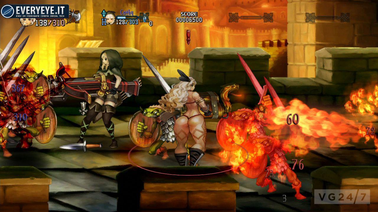 Dragon's Crown: la nuova patch aggiunge difficoltà e dungeon