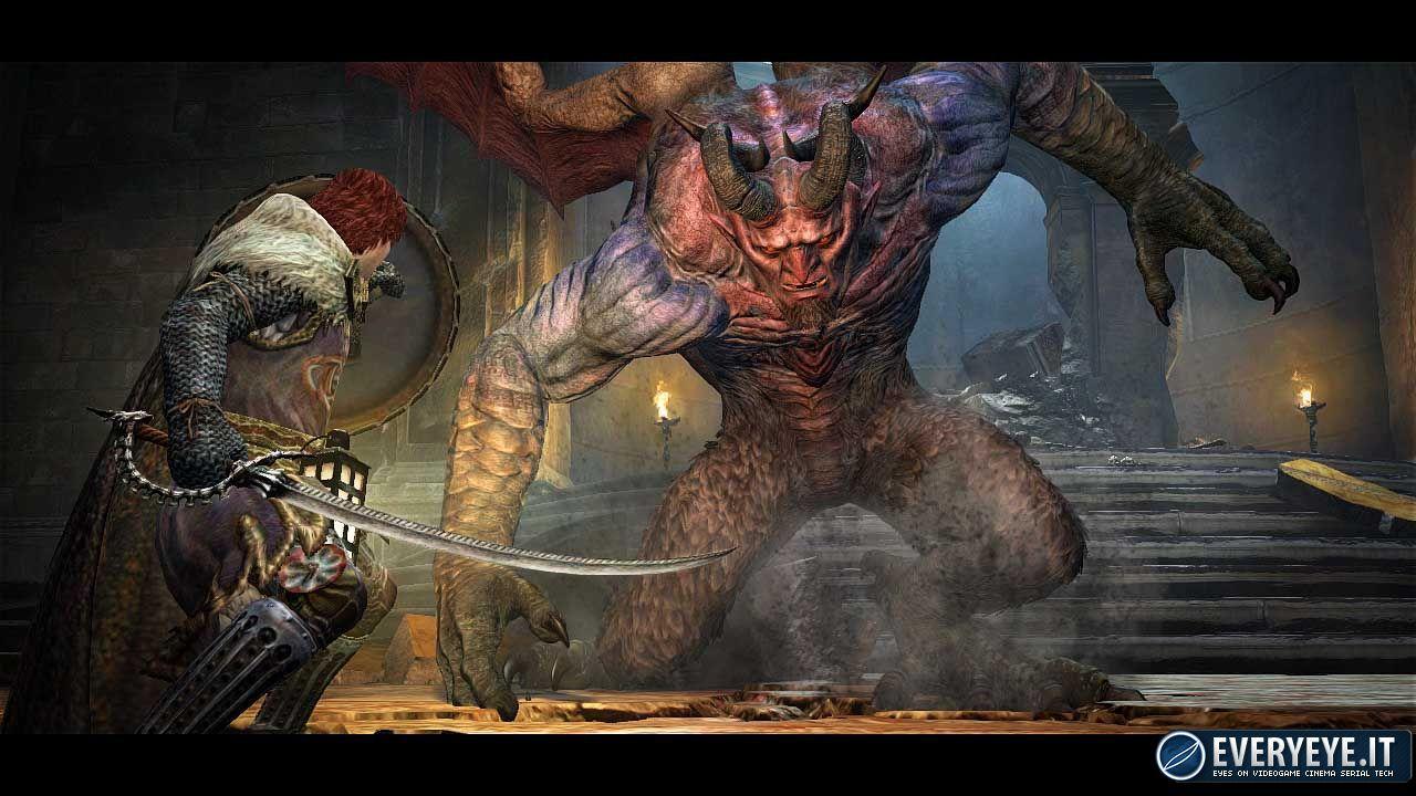 Dragon's Dogma: confermata la data di uscita giapponese per l'espansione Dark Arisen
